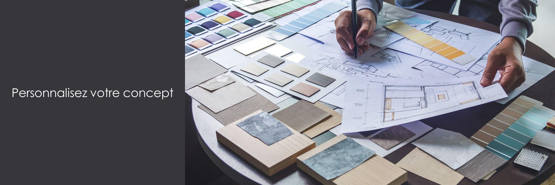 Finitions | bois & métal | Ceolini.fr
